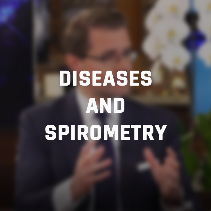 Diseases and Spirometry – Kathy Ireland Interview