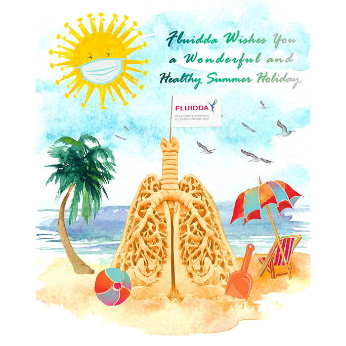 Summer Holiday Card 2020