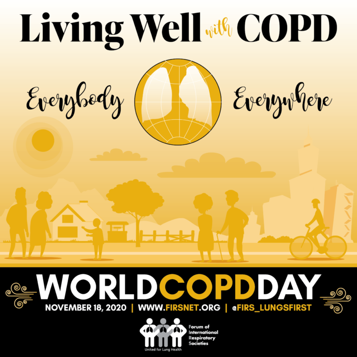 World COPD-Day 2020
